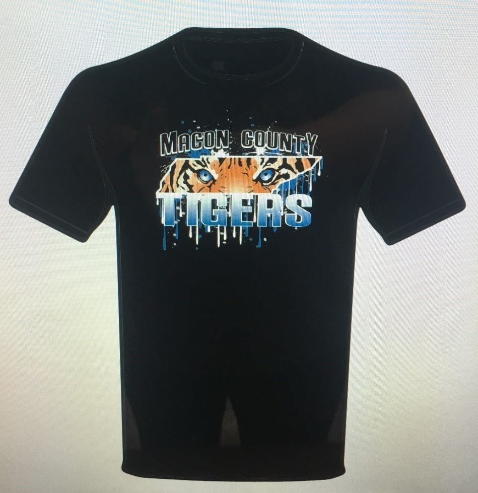 MCHS homecoming tshirt