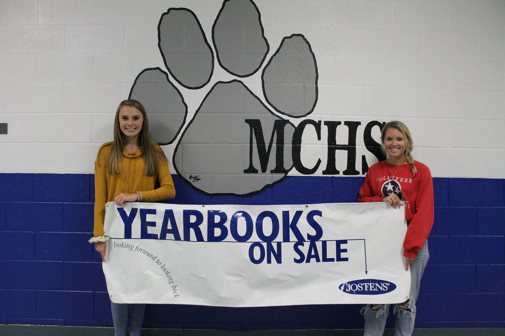 Yearbook Annual Sales
