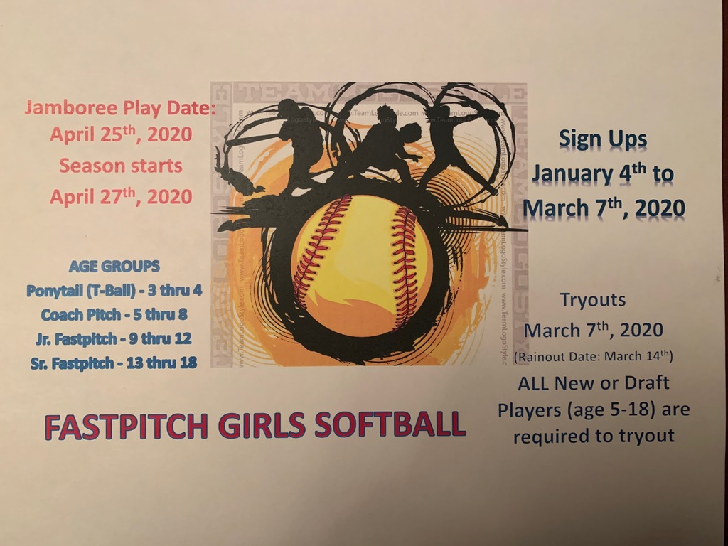 boys girls softball info1
