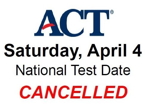 ACT Cancelled