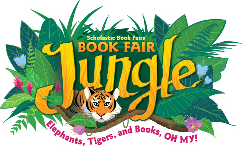 Book Fair Jungle logo